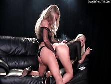pantyhose point of view video